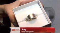 CES 2015 Ring: el anillo inteligente que controla tus dispositivos . La evolución a tu alcance #RepDom