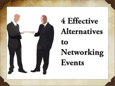 Networking Events are a Waste of Time. Do This Instead | LinkedIn