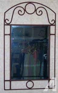 99 Best Mirrors Wrought Iron Images Wrought Iron Iron Mirror