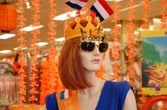 Is het echt de koningin? Foto: Marco in 't Veldt