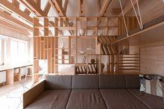 Дизайн интерьера для студента архитектора от Ruetemple (Интернет-журнал ETODAY)