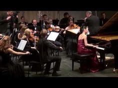 ▶ Tiffany Poon plays Chopin Concerto No. 1 in E Minor Op. 11 (Better Audio) - YouTube