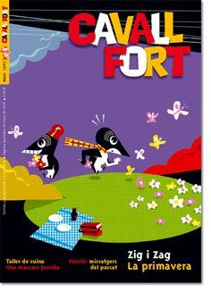 CAVALL FORT - Infantil - Zona infantil i juvenil
