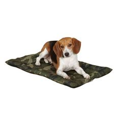 Dog Crate Mat in Camo -- Additional details at the pin image, click it  : Crates, Houses and Pens for dogs