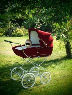 finn simo retro barnevogn dukke og barnevogner pinterest prams. Black Bedroom Furniture Sets. Home Design Ideas