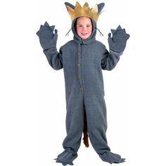 Child Wild Things Max Costume