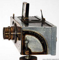 50 mm Zeiss-Kraus anastigmat 35 mm camera - 1905