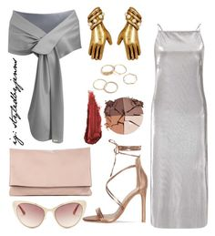 """""""STYLE INSIDER: DATE IN THE SHARD"""" by jkatindi on Polyvore featuring Miss Selfridge, Marc Jacobs, lilah b., By Terry, Sole Society and OXYDO"""