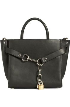 c5e37bca378b3 Free shipping and returns on Alexander Wang  Mini Attica  Leather Crossbody  Bag at Nordstrom