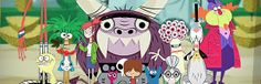 The Shocking Truth Behind 'Foster's Home For Imaginary Friends' - an interesting fan theory