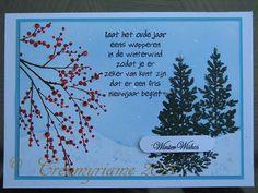 Crea Myriame Rustic Christmas, Christmas Diy, Christmas Cards, Xmas, Believe In You, Happy New Year, Poems, Winter, Fun