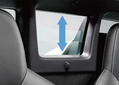 2015 Honda S660 - power center rear window