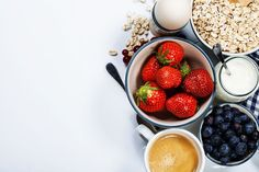 5 recettes de petit déjeuner healthy