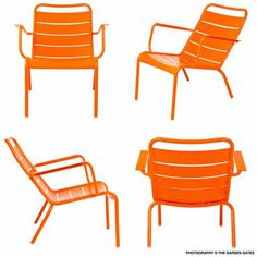 Buy Fermob Luxembourg Stacking Low Armchair today online for the best price from thegardengates.com