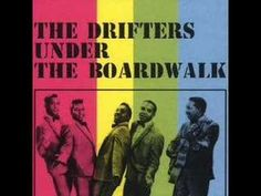 ▶ The Drifters - Under the Boardwalk - YouTube <3...wish I could be there with the happy sound of a carousel and taste of hot dogs and french fries....under the boardwalk, down by the sea, on a blanket with my....