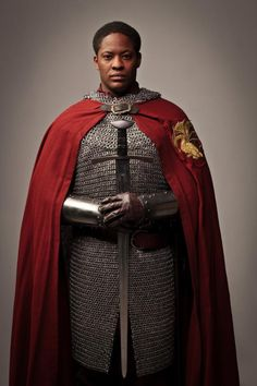 """""""Merlin"""" Series 5 Promotional Pictures - Sir Elyan"""