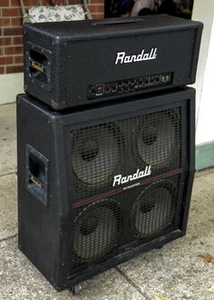34 Best Randall Amps images in 2018 | Randall amps, Guitar amp, Guitar