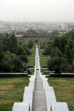 The Gardens of Babur, locally called Bagh-e Babur (Persian: باغ بابر‎), is a historic park in Kabul, Afghanistan,