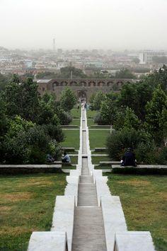 The Gardens of Babur, locally called Bagh-e Babur (Persian: باغ بابر), is a historic park in Kabul, Afghanistan,