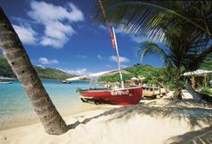 Beach-lover's guide to St. Martin - Travel - Caribbean Travel   NBC News- Grand Case food