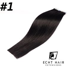 Tape in Echthaarverlängerungen Tape In Extensions, Hair Extensions, Ombre Look, Beanie, Fashion, Short Hair Up, Weave Hair Extensions, Moda, Extensions Hair