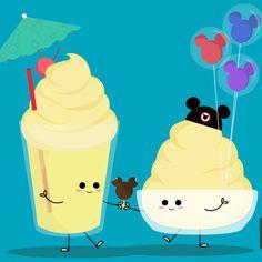 Disney Food Art!
