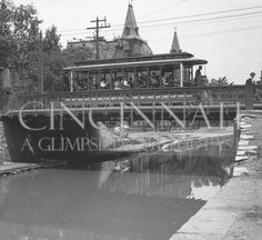 Historic Cincinnati...a collection that includes vintage photographs showcasing captured moments of Cincinnati's architectural past.   WATERMARK will not show on purchased prints.   Black and White paper option should be selected when ordering the black and white photographs from this album.