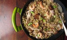 How to cook the perfect jambalaya   Life and style   The Guardian