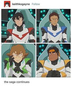 I wonder if they'll release another vlog tomorrow? And if there's a Shiro vlog, it better be real Shiro