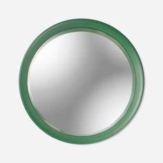 Spegel Rund Konvex