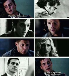 We're Winchesters // Family