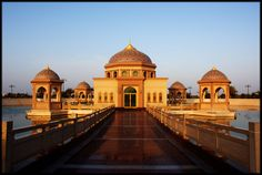 islamic architecture pictures | Islamic Architecture by pen-it-black
