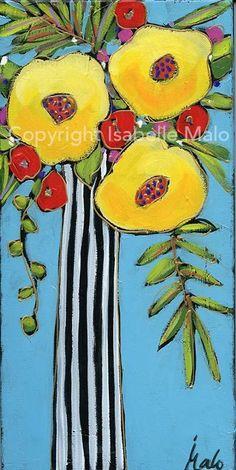 Toiles originales - Artiste Peintre IsaMalo