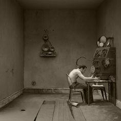 Jennifer Hudson's Dark Staged Photography Explores the Quiet Side of the Soul   Beautiful/Decay Artist & Design