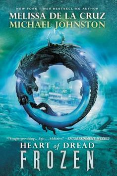 Frozen: Heart of Dread, Book One - Melissa de la Cruz & Michael Johnston, https://www.goodreads.com/book/show/20893458-frozen *this is the redesigned US cover, not the one I posted earlier