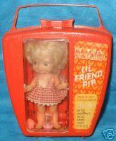 Remco Pocketbook Dolls  pip