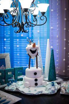 Frozen (Disney) Birthday Party Ideas   Photo 14 of 41   Catch My Party