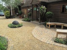 Image result for patio gardens