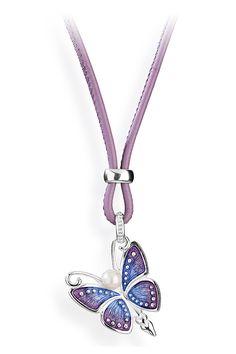 Collection FLYING PURPLE. Weitere Stücke aus der Kollektion gibt`s zu entdecken unter http://shop.heartbreaker-schmuck.de/ketten/flying-purple.html
