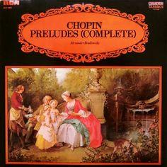 Music is the Best: Alexander Brailowsky plays Chopin's Preludes op. 2...