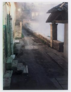 Polaroid by Andrei Tarkovsky Lot 2 - Polaroid 10 Types Of Photography, Film Photography, Street Photography, Waves After Waves, Russian Painting, Vintage Polaroid, Bond Street, Lomography, Cinematography
