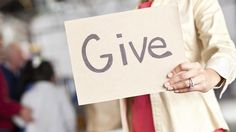 Give to local and national charities with these 5 Apps #SMCSac