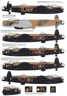 Dazzling Vintage Aircraft: The Major Attractions Of Air Festivals Military Jets, Military Aircraft, Lancaster Bomber, Air Festival, Ww2 Planes, Battle Of Britain, Ww2 Aircraft, Royal Air Force, Aviation Art