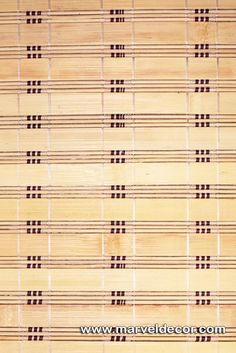 Bamboo Blinds - Design No 39