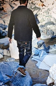 CARHARTT HERITAGE – F/W 2012 COLLECTION LOOKBOOK | Guillotine