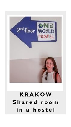 If you're planning on going to Krakow, I have the perfect hostel for you. We stayed in a shared room, but they have different options. Check it out! Things To Do Nearby, Things To Think About, Bus Station, Travelling Tips, Short Trip, Krakow, Town Hall, Hostel, Hotel Reviews