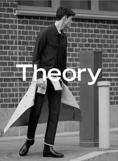 Theory 2016 Spring/Summer Men's Campaign