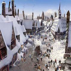 Un vistazo a Hogsmeade en the Wizarding World of Harry Potter   Blog Hogwarts: todo sobre Harry Potter