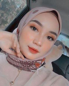 Sweet Makeup, Cute Makeup, Beauty Makeup, Makeup Looks, Hijab Makeup, Prom Makeup, Wedding Makeup, How To Wear Hijab, Make Up Pengantin