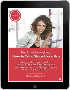 Whether you are already comfortable speaking with your audience, or if the thought of it causes you to clam up, here are some easy yet powerful communication strategies wuthor Shari learned by watching the great master of storytelling, Lou Heckler. The best part is that you can apply these strategies to your business today.  More info: http://magazine.valuedmarketer.com/  iTunes: https://itunes.apple.com/us/app/valuedmarketer-magazine-become/id709724297?l=pl&ls=1&mt=8